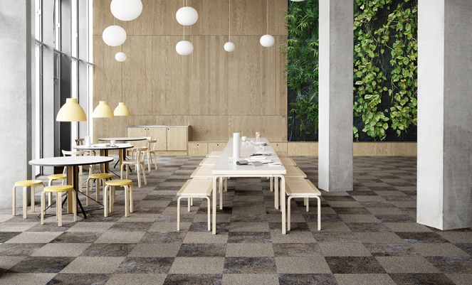 Nouvelle collection: Tiles & Planks